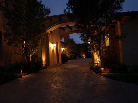 Outdoor Lighting Agoura Modern Outdoor Lighting